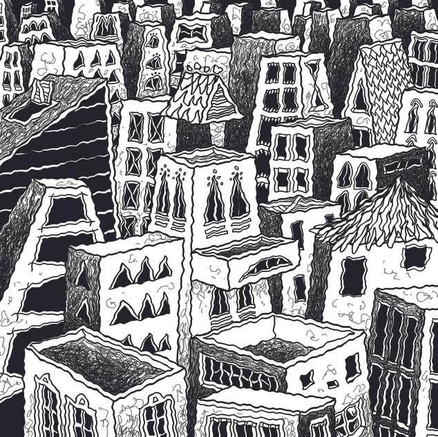 Babel tremblante