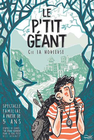 Affiche Le P'tit Géant