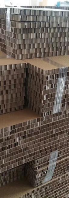 蜂窩紙板、蜂窩紙條 (可訂制)