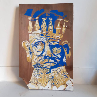 Le roi, perte de couronne