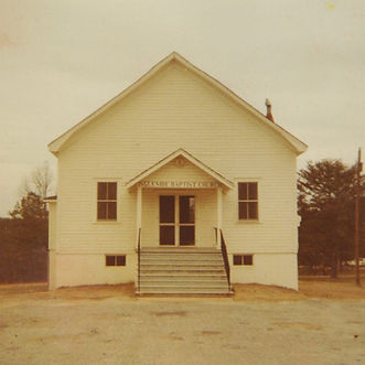 Ingleside Baptist Church 1950