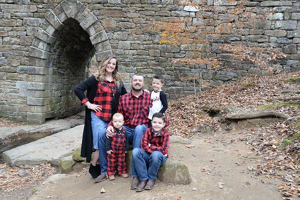 Pastor Shane Ezell & Family