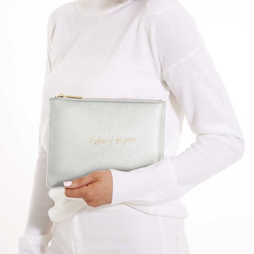 Perfect Bridal Pouches - 'Mother of the Groom'