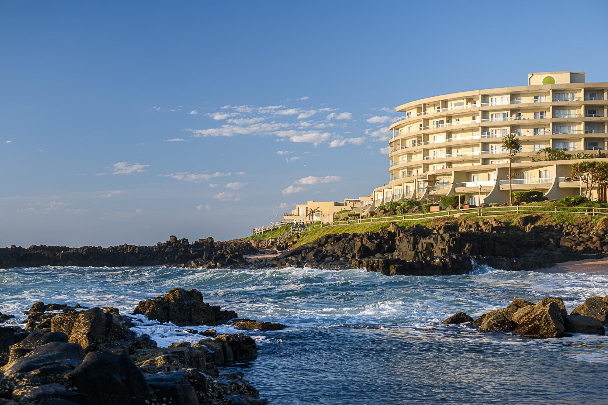 Ballito beachfront