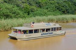 Hippo/Croc Boat Cruise