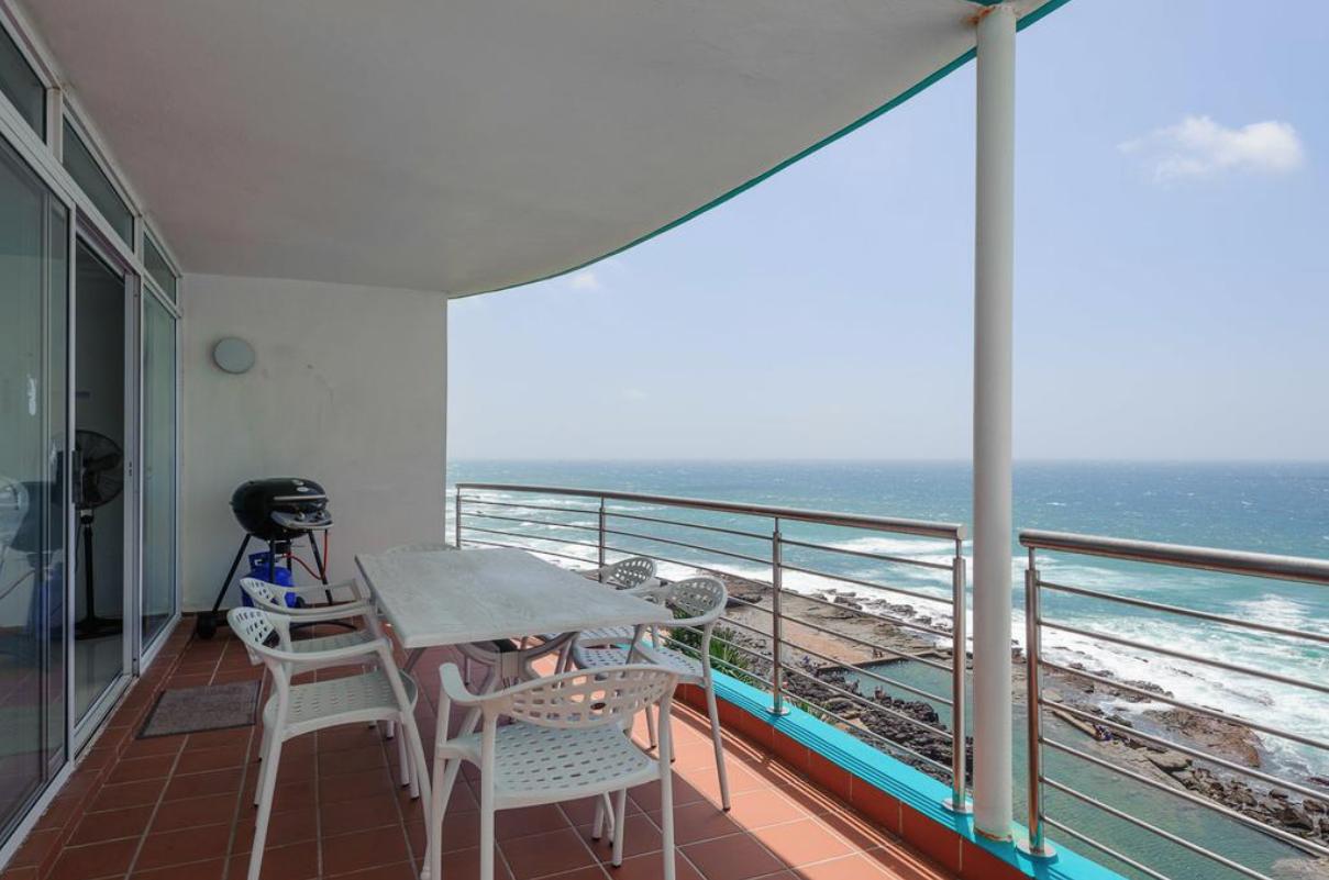Balcony View Unit 54 Beach side