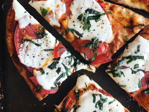 Flatbread Pizza - 3 Ways