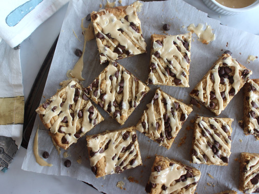 FDSH Peanut Butter Bars