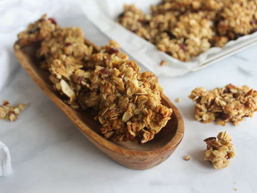 Crackle (Granola Clusters)