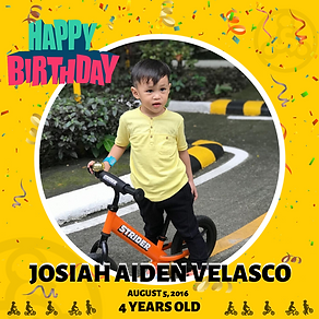 JOSIAH AIDEN VELASCO