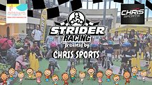 STRIDER RACING presented by Chris Sports