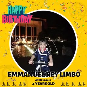 EMMANUEL REY LIMBO