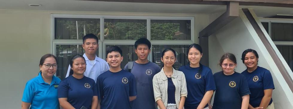 PHS 2021 High School Math Team