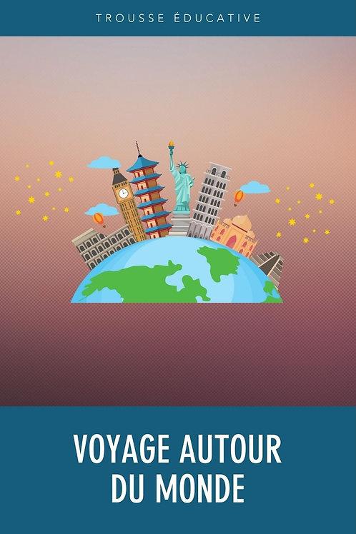 Trousse éducative - Voyage autour du monde