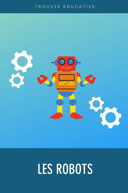 Trousse éducative - Les robots