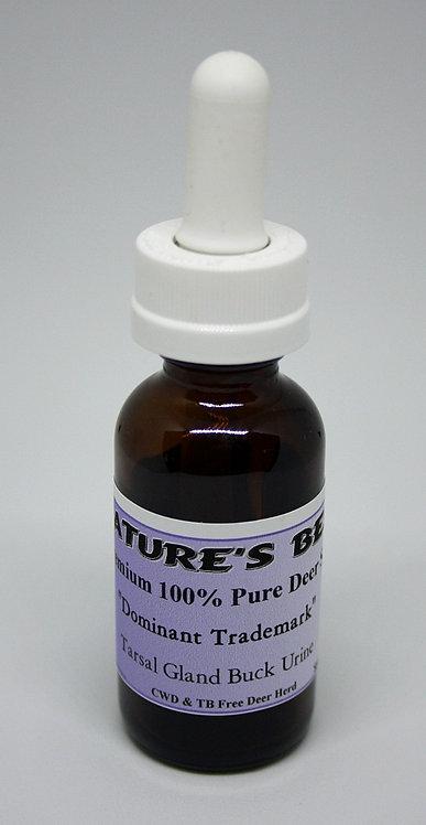 Dominant Trademark: Tarsal Gland Urine