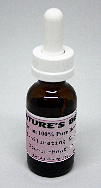 Exhilarating Estrus: Doe-In-Heat Urine