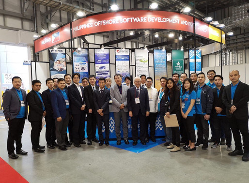 Monstar Lab Philippines Joins Japan's Largest IT Event - Software & Apps Development Expo