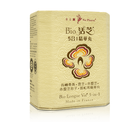 Bio 活芝®5合1精華丸