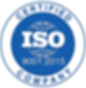 ISO 9001:201 Certified