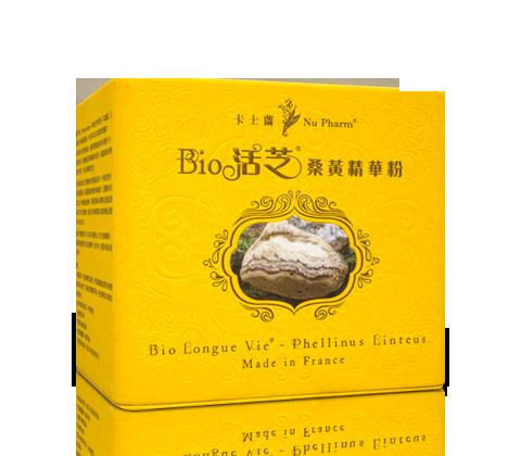 Bio 活芝桑黃精華粉