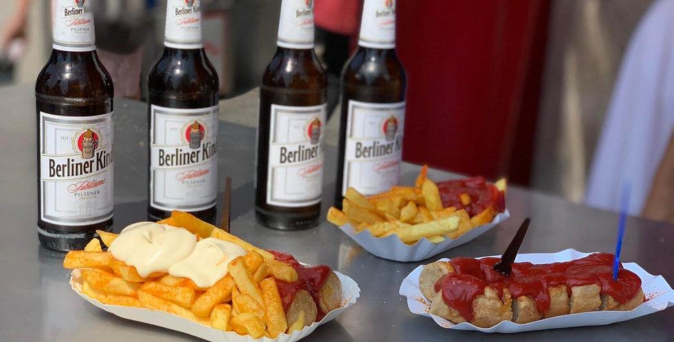 ALEMANHA - BERLIM Foodie Tour