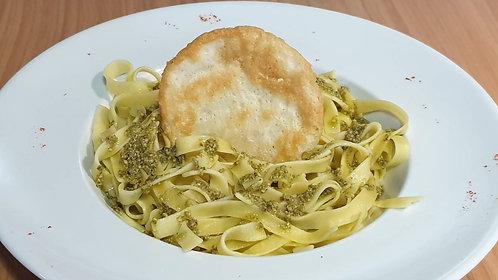 Tagliatelles Pesto Basilic