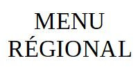 Menu Regional