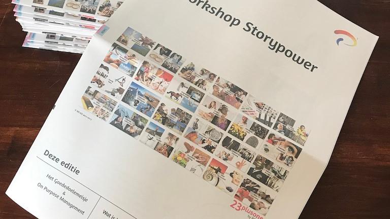 Workshop Storypower