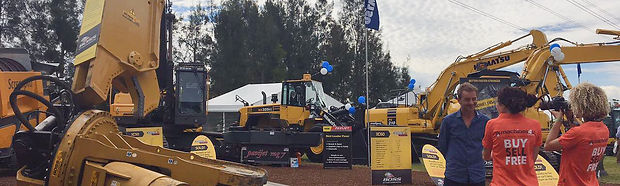 Fiera DIESEL DIRT AND TURF, Australia 2017