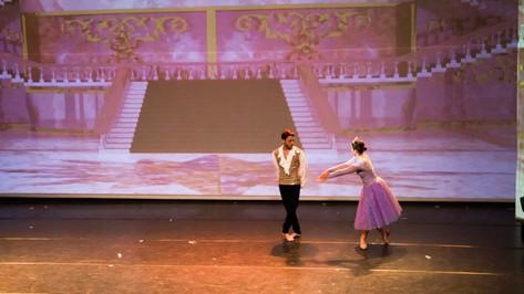 Scarpette Rosa Academy 2017