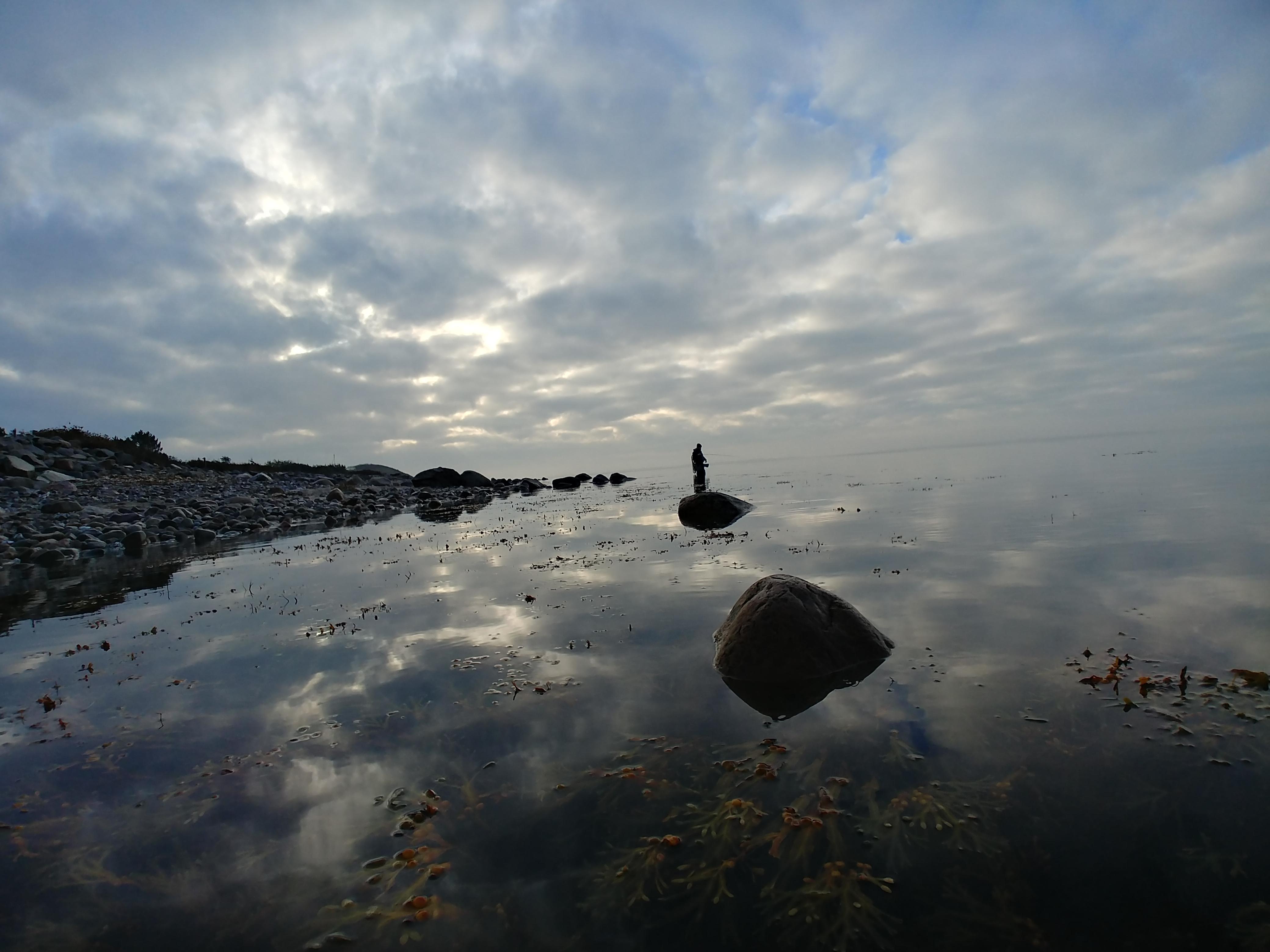 Küstenfischen in Dänemark II
