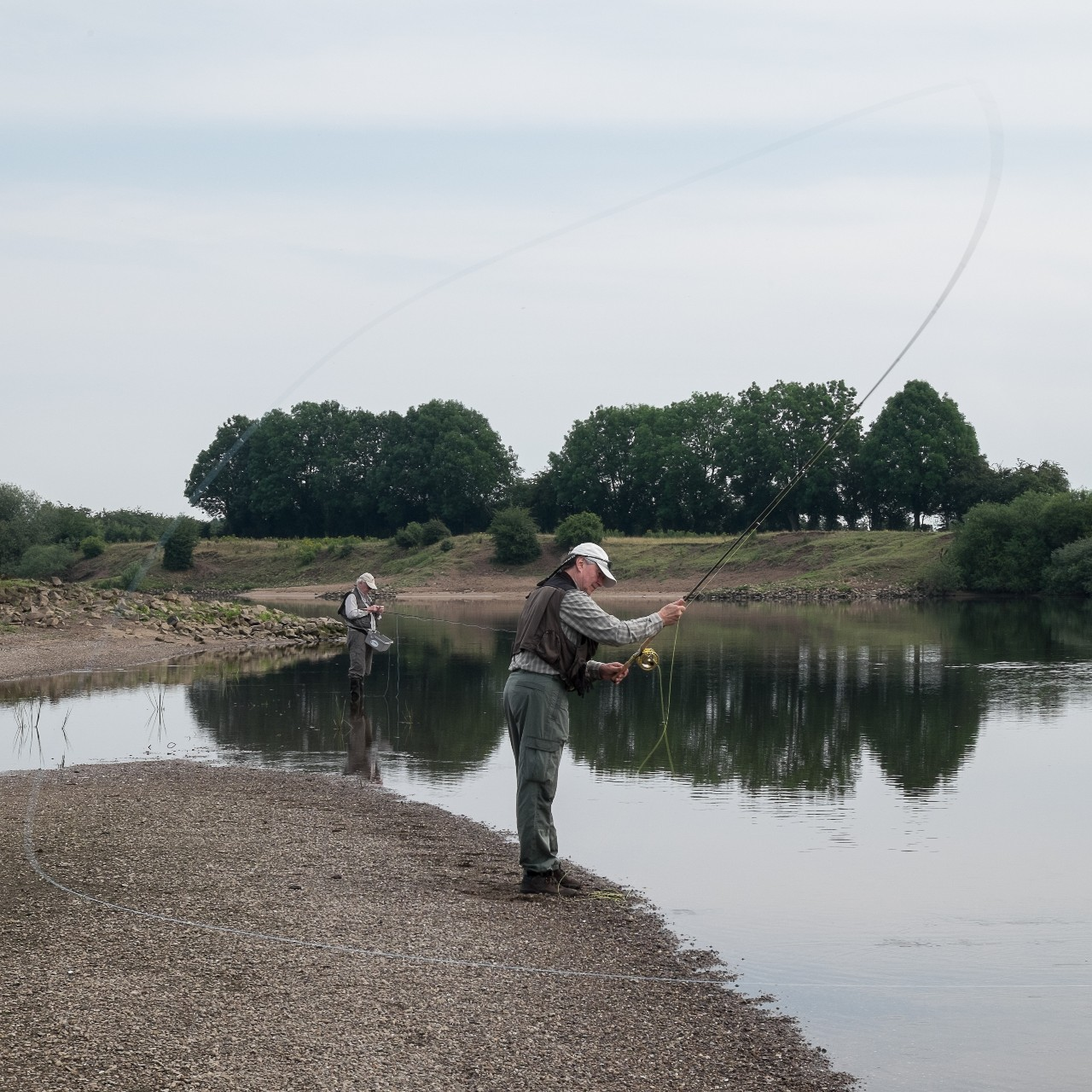 Weser-Treff mit Fotografin Charlotte