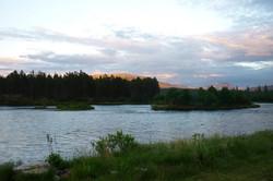 Glomma Norwegen 2016