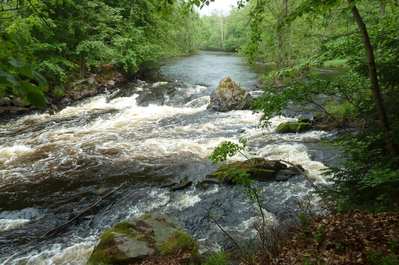 Mörumm-Wasserfall