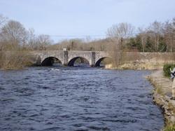Auf Lachs-Tour am River Drowes