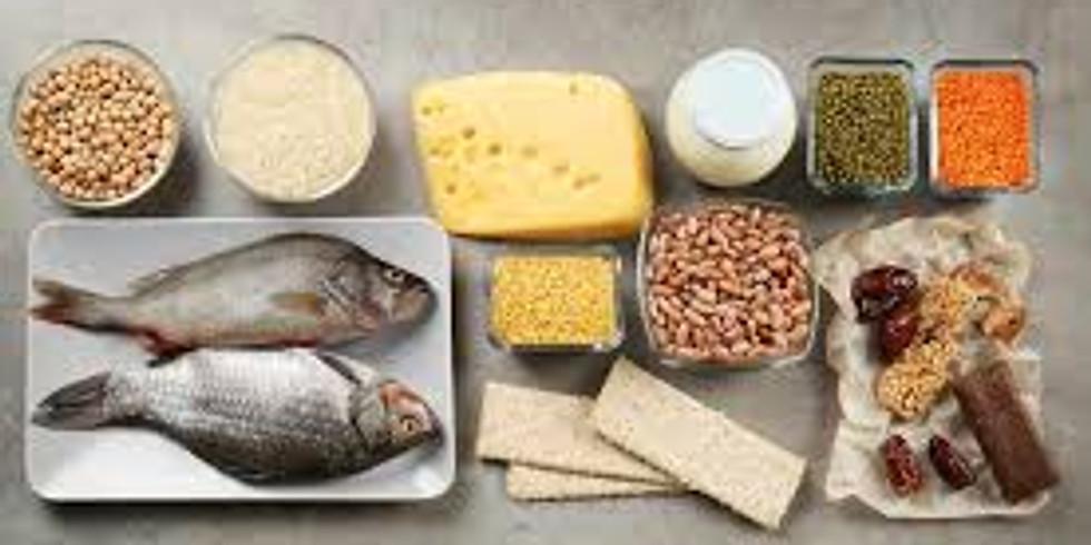 Proteine: quello che siamo