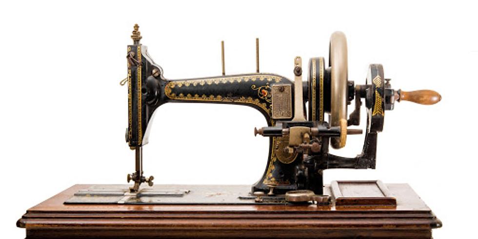 Impara ad usare la macchina da cucire con Cristina!