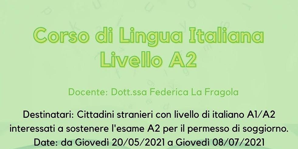 Corso di lingua Italiana ( A2)