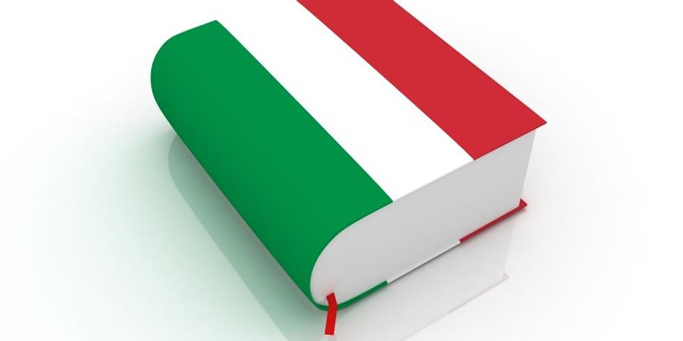IMPARA L'ITALIANO CON SALAM! - BASE