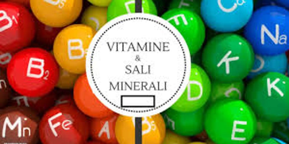 Micronutrienti indispensabili alla vita