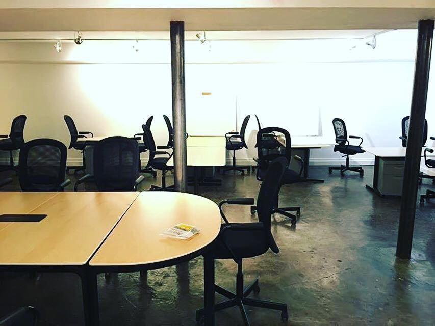 Coworking Conference Desk