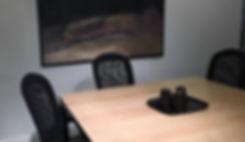 Grow Centre Cowork Meeting Desk