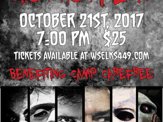 Horrorfest 2017 - Get Your Ticket Now