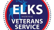 NOVEMBER IS ELKS VETERANS REMEMBRANCE MONTH