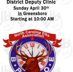 District Deputy Clinic