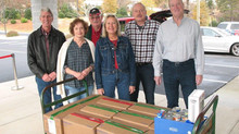 Elks Care, Elks Share: Food for the Holidays