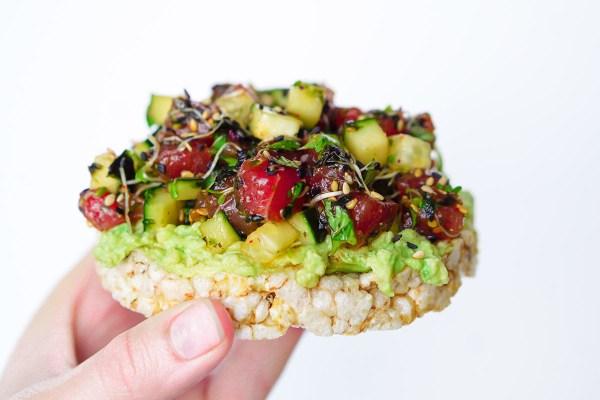 tuna rice cake recipe