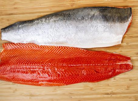 Broiled Sesame Salmon - Recipe