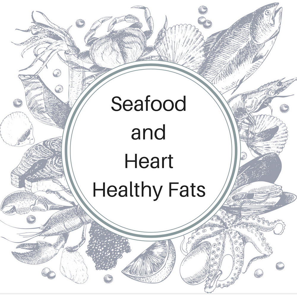 Seafood and Heart Healthy Fats - Southwind Foods / Great American Seafood